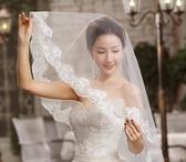新娘頭紗韓式長款
