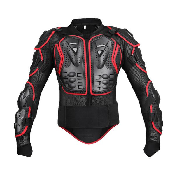 新款越野摩托車護甲衣賽車機車騎行防摔衣服騎士盔甲滑雪護甲護具