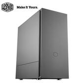 CoolerMaster 酷碼 Silence S600 ATX Mini-ITX Micro-ATX 預裝兩顆風扇 金屬側板 電腦機殼 MCS-S600-KN5N-S00