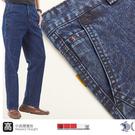 【NST Jeans】中高腰寬版牛仔男褲...