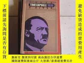 二手書博民逛書店TIME罕見CAPSULE 1939【架6-1】Y9890 出版