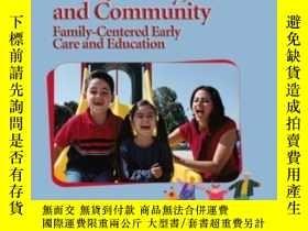 二手書博民逛書店Child罕見Family And Community: Fam