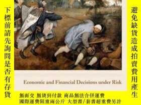 二手書博民逛書店Economic罕見And Financial Decisions Under RiskY256260 Lou