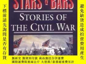 二手書博民逛書店Old罕見Glory And The Stars And Bars: Stories Of The Civil W
