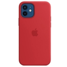 【免運費】Apple 原廠 12 / 12 Pro MagSafe 矽膠保護殼 【紅色】
