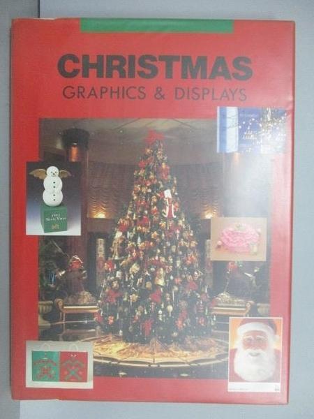 【書寶二手書T8/設計_EQT】Christmas_Graphics & Displays