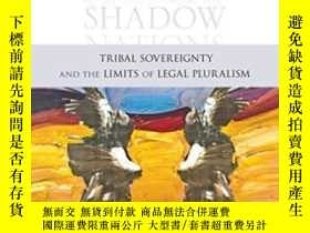 二手書博民逛書店Shadow罕見Nations: Tribal Sovereig