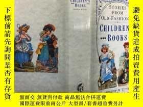 二手書博民逛書店Stories罕見from Old-fashioned Chil