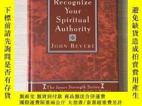 二手書博民逛書店Recognize罕見your spiritual author