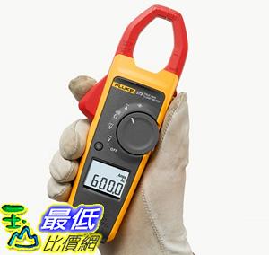 [玉山最低比價網] FLUKE/福祿克 F373 交流真有效值鉗形表 鉗形電流錶