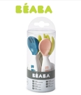 【奇哥】BEABA 訓練湯匙叉子10件組...