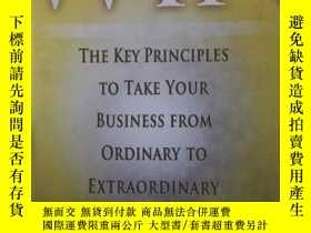 二手書博民逛書店WIN:The罕見Key Principles to Take