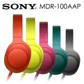 SONY MDR-100AAP 立體聲耳罩式耳機 可摺疊收納