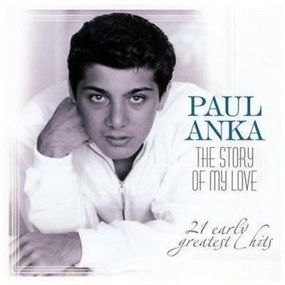 【停看聽音響唱片】【CD】保羅安卡:我的愛的故事