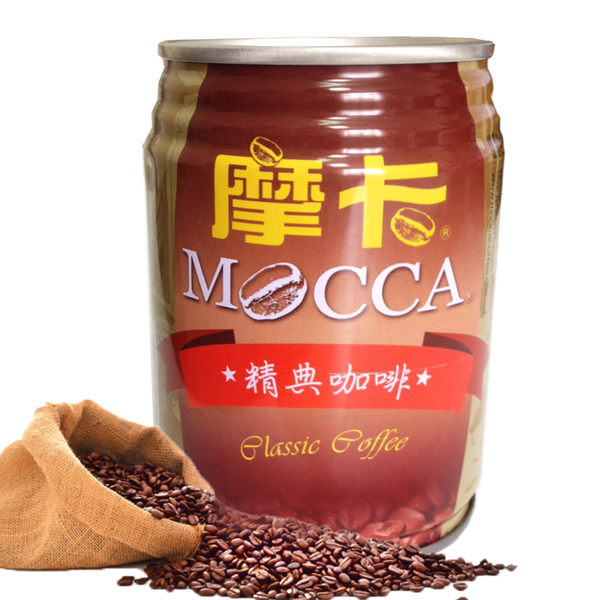 ●摩卡咖啡250ml(24罐/箱)【合迷雅好物超級商城】