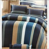 【免運】精梳棉 雙人加大 薄床包舖棉兩用被套組 台灣精製~現代雅風~ i-Fine艾芳生活