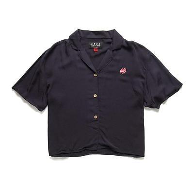 DEUS|女 Donna Cropped Shirt 襯衫短袖