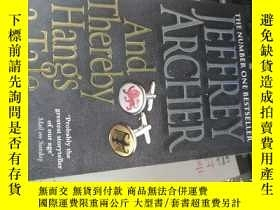 二手書博民逛書店And罕見thereby Hangs a TaleY3701 Jeffrey Archer Pan Books