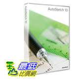 [103美國直購] Autodesk AutoSketch 10 $10838