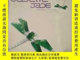 二手書博民逛書店jadeite罕見jade A Stone & A Cultur