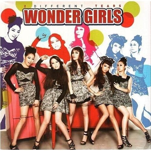 Wonder Girls 2 Different Tears CD 豪華精裝版(購潮8)
