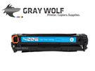 【 速買通】HP CB541A 藍色 相容彩雷環保碳粉匣 適用CP1210/1215/1300/1510/1515/1518n CM1312/1512mfp