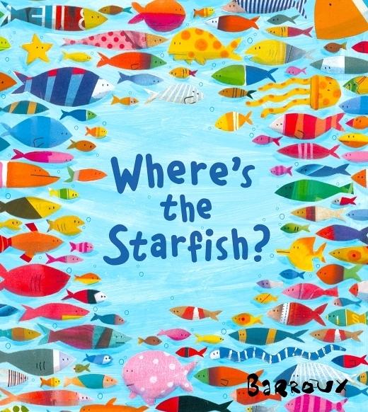 WHERE'S THE STARFISH?《主題: 環境保護.想像》故事老師愛用書單