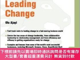 二手書博民逛書店預訂Leading罕見Change - Leading 08.06Y492923 Olu Ajayi John