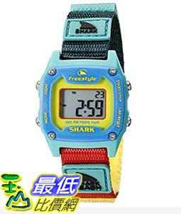 [106美國直購] Freestyle 手錶 Unisex 10022926 B00TYE8NEI Shark Classic Mini Digital Display Japanese Quartz Black Watch