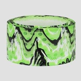 「野球魂中壢店」--「Lizard Skins」蜥蜴皮球棒握把布(綠×黑,厚度=1.1mm)