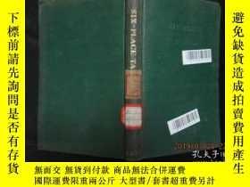 二手書博民逛書店SIX-PLACE罕見TABLES 僅印300冊Y14158 E