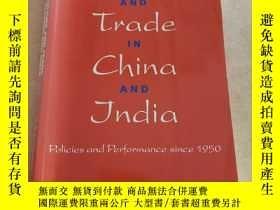 二手書博民逛書店Agriculture罕見and Trade in China