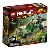 樂高積木 LEGO《 LT71700 》 NINJAGO 旋風忍者系列 - Jungle Raider╭★ JOYBUS玩具百貨