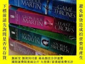 二手書博民逛書店A罕見clash of kings:book two of A