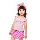 可愛 LOVE 女童泳衣  SWEET OF MEMORIES  陪伴孩童一個快樂的甜蜜回憶