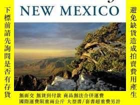 二手書博民逛書店Scenic罕見Driving New Mexico, 2nd (Scenic Driving Series)-新