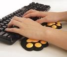 日本空運 動物(貓咪) 貓肉球滑鼠墊 鍵盤墊 雙件組 【小福部屋】