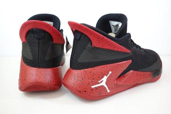 NIKE JORDAN FLY LOCKDOWN PFX 黑紅 AO1550-023 男生 籃球鞋 喬丹