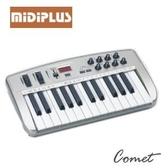 【MIDI主控鍵盤】【USB MIDI 主控鍵盤】 【 MIDIPlus 25鍵】