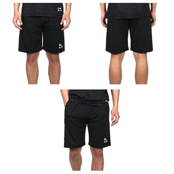 FIRESTAR 男彈性訓練籃球短褲(寬版 吸濕排汗 運動 慢跑 路跑 五分褲 免運 ≡排汗專家≡