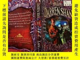 二手書博民逛書店Lord罕見Of The Shadows:陰影之王.Y200392