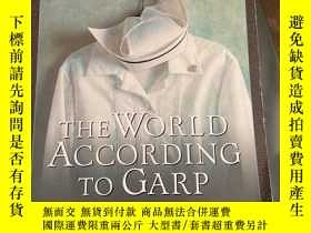 二手書博民逛書店JOHN罕見IRVING the world according to garpY204445
