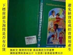 二手書博民逛書店GUIDEPOSTS罕見FOR GROWING UP (08)Y