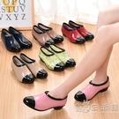 春夏季雨鞋女時尚潮流低幫水鞋淺口短筒雨靴膠鞋防滑水靴懶人套鞋 小時光生活館