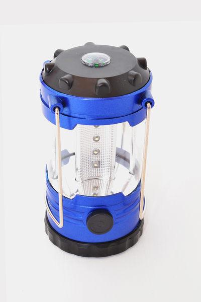 【韓式情人】簡便型LED露營燈工作燈(電池式)(2入)∞新型LED燈,壽命長達10萬小時∞
