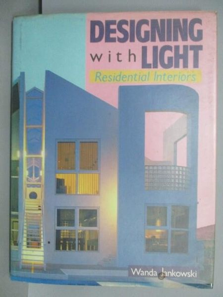 【書寶二手書T1/建築_PPO】Designing with Light_Library of Applied Design
