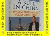二手書博民逛書店JIM罕見rogers,a bull in China (著名投