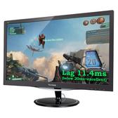 《全新品 含稅 免運費》ViewSonic 優派 VX2457MHD 24吋Full HD 極速電玩娛樂螢幕