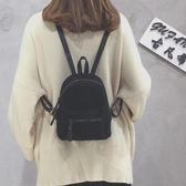 mini 後背包包女新款潮韓版原宿百搭學生復古小背包