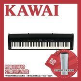 【敦煌樂器】KAWAI ES8 旗艦款 88 鍵電鋼琴 黑色